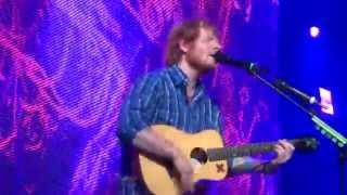 Gambar cover Ed Sheeran - Take It Back / Superstition / Ain't No Sunshine 9-8-15 X Tour Orlando, FL