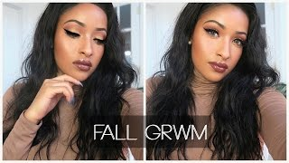 GRWM: Fall Glam Makeup! | Get Ready With Me!