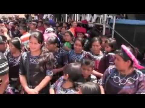 Feria En Joyabaj 15 De Agosto 2016
