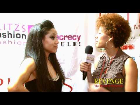 Rachel Interviews Gena Gemz, Model