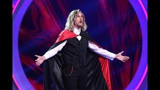 Contele Dracula, pe scena de la iUmor!