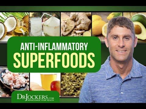 Top 10 Anti-Inflammatory Superfoods