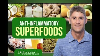 Top 10 Anti-Inflammatory Superfoods