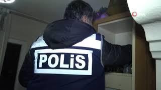 """Polis Bursa'nın """"Çukur""""una böyle girdi...(2)"""