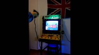 One Coin Gameplay - VIRTUA SQUAD (aka VIRTUA COP)