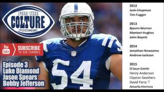 Colts NT David Parry Arrested For DUI Robbery Resisting