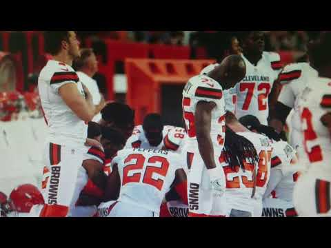 Cleveland Police Union acts Irresponsible not to Hold Flag for Browns Game b/c of Protests...