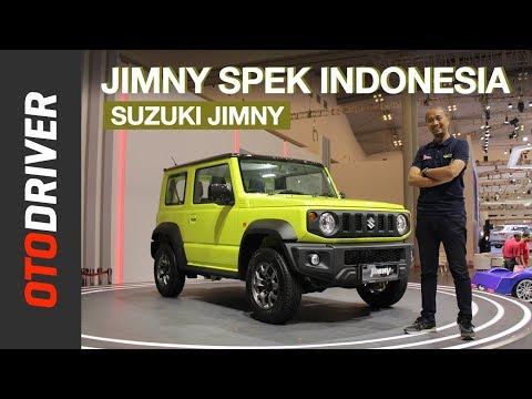 Suzuki Jimny 2019 | First Impression | OtoDriver