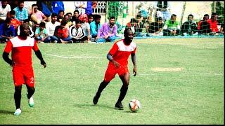 কারা সেট নাইজেরিয়া নিয়ে খেলতে এল //Football Kolkata/village Football/field And Nature Loves/Bangla