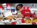 German KFC Menu Challenge