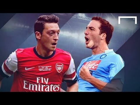 Napoli to hold Arsenal, Barcelona to beat Celtic | Champions Club #2