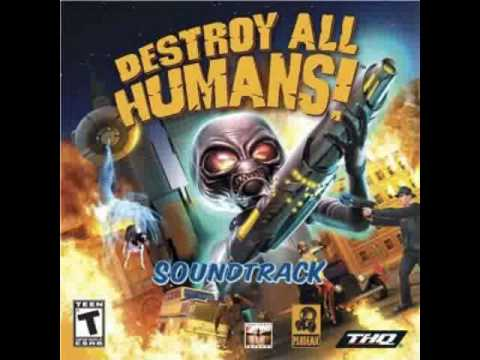 Destroy All Humans! soundtrack 09. Lollipop; Ursula 1000 Remix