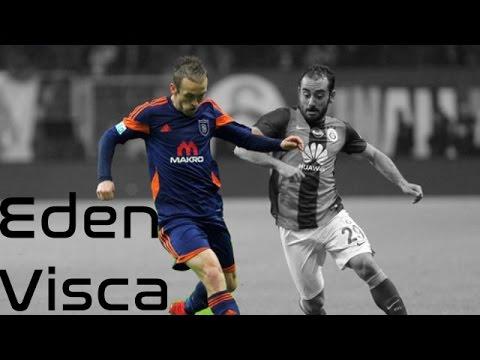 Edin Visca - Başakşehir 2010/2016 [Goals,Skills,Assist]ScouTR