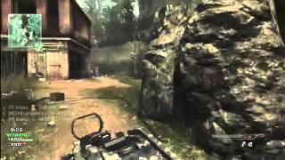 Call Of Duty - Modern Warfare 3 (Online Gameplay) AK47