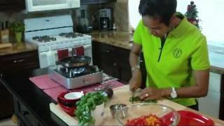 "Chef Dee: ""saltfish"" (trinidad-style Salted Cod Fish)"
