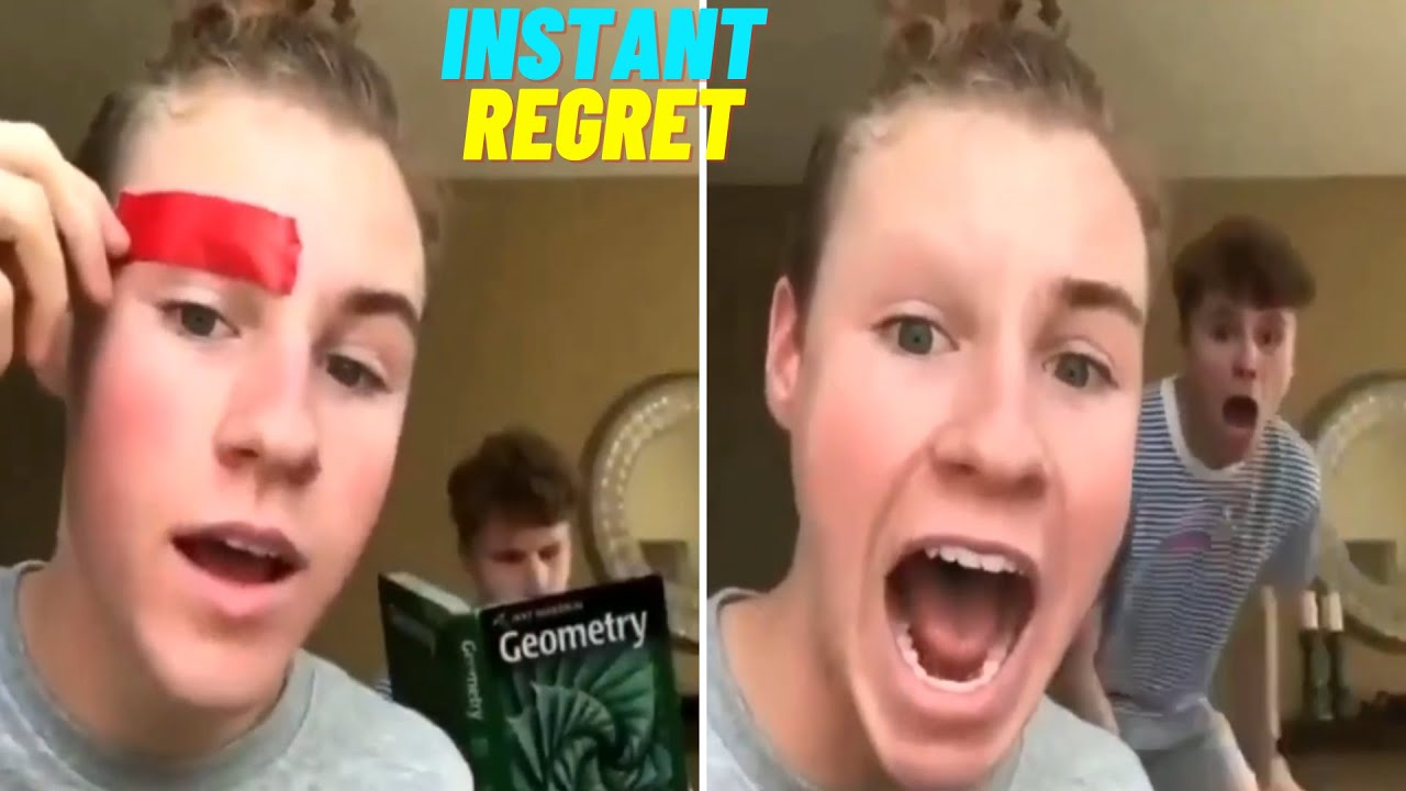 31 Funny People Experiencing Moments of Instant Regret