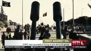 Former NYPD detective Thomas Ruskin discusses NY ISIL arrests