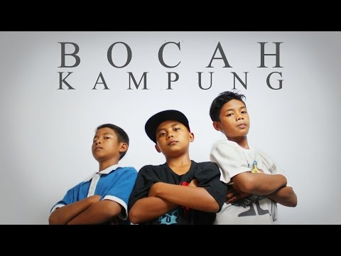 Cover Lagu Rapper Bunot - Bocah Kampung
