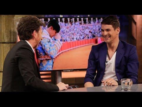 El Hormiguero - Lo mejor de la entrevista al torero José María Manzanares