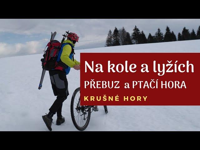 Na kole a lyžích Krušnými horami  - Ptačí Hora, Přebuz