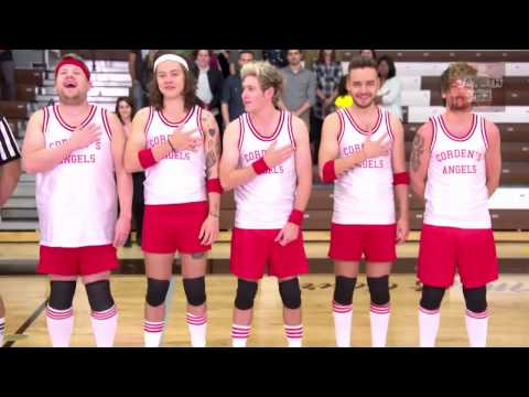 One Direction + James Corden (Funny...