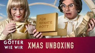 Unboxing - Christmas Surprise Edition | Götter wie wir