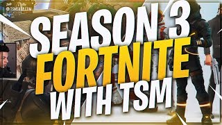 TSM Myth - TSM ROCKS THE SEASON 3 PATCH!! (Fortnite BR Full Match) thumbnail