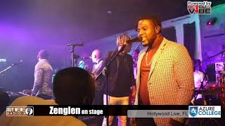 "ZENGLEN ""Kafe Anmè"" Live @ Hollywood Live october 12th, 2019"