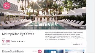 Hotelied: Exclusive Luxury Hotel Discounts Just For You