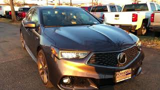 2018 Acura TLX 3.5 A-Spec: 5 Reasons to Purchase