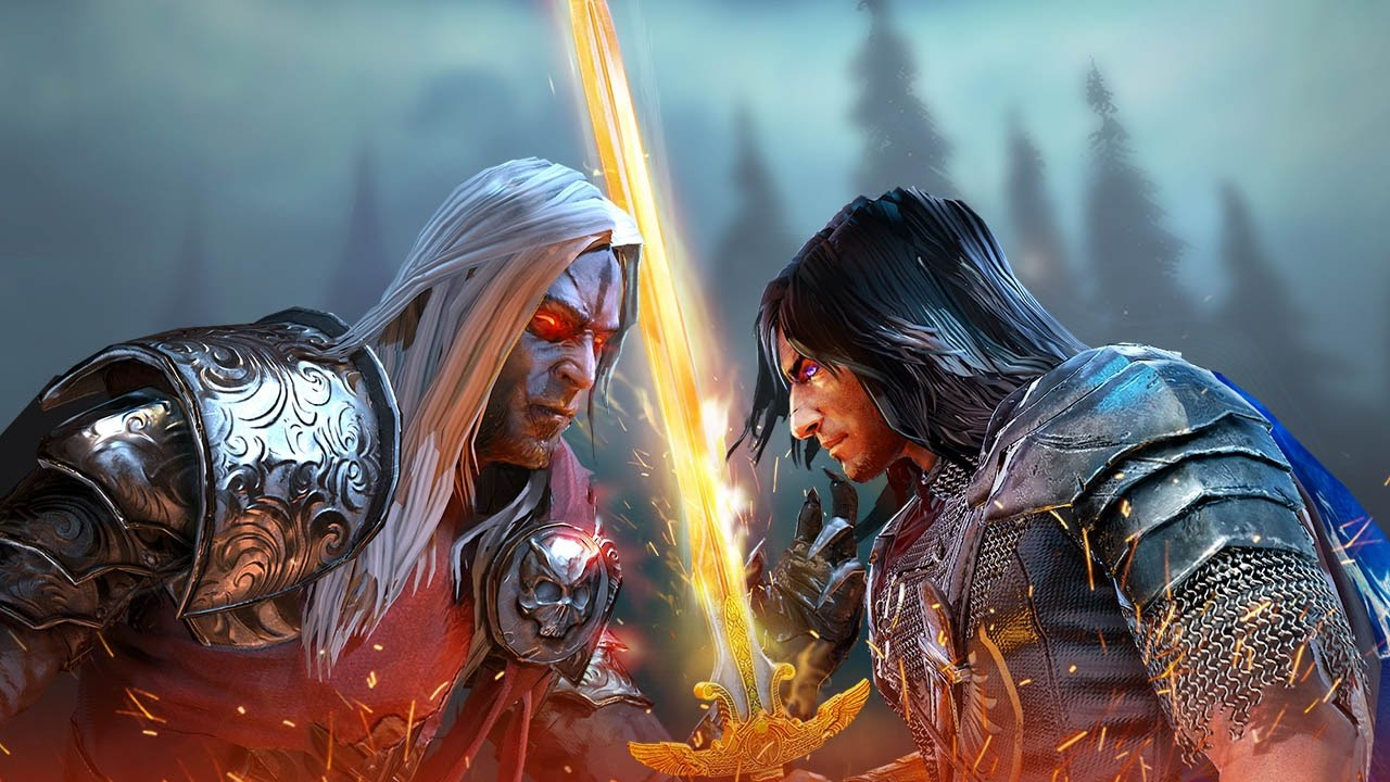 Iron Blade -  Google Play Launch Trailer