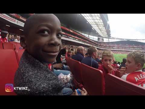 #JayMatthewVlogs - Season1:Ep7 Emirates Cup