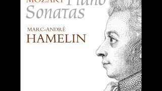 Wolfgang Amadeus Mozart—Piano Sonatas—Marc-André Hamelin (piano)