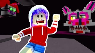ROBLOX FIVE NIGHTS AT FREDDY'S: SISTER LOCATION OBBY   RADIOJH GAMES