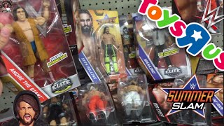 WWE TOY HUNT Finding GREAT Figures