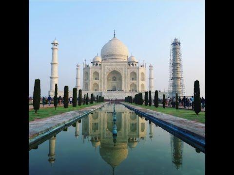 Taj Mahal and Agra March 2017