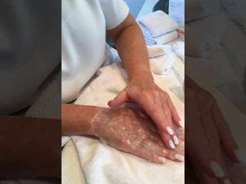 Paraffine-behandeling voor uw handen