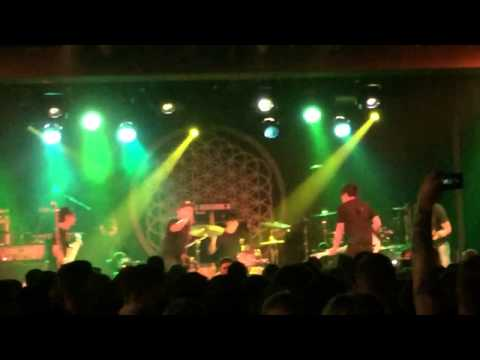 The Welschly Arms opening for Bring Me the Horizon @ The Republik 4-1-14