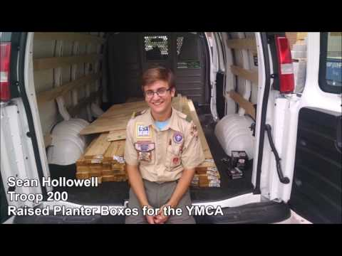 Eagle Scout Projects from the Class of 2016