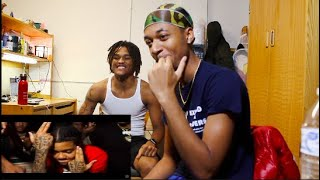 """Young M.A """"No Bap Freestyle"""" (Official Music Video) [REACTION!] 