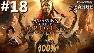 Zagrajmy w Assassin's Creed Origins: The Curse of the Pharaohs DLC (100%) odc. 18 - Cień Anubisa
