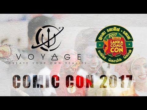 Lanka Comic Con 2017 (Sri Lanka's Geek Cultural Festival)