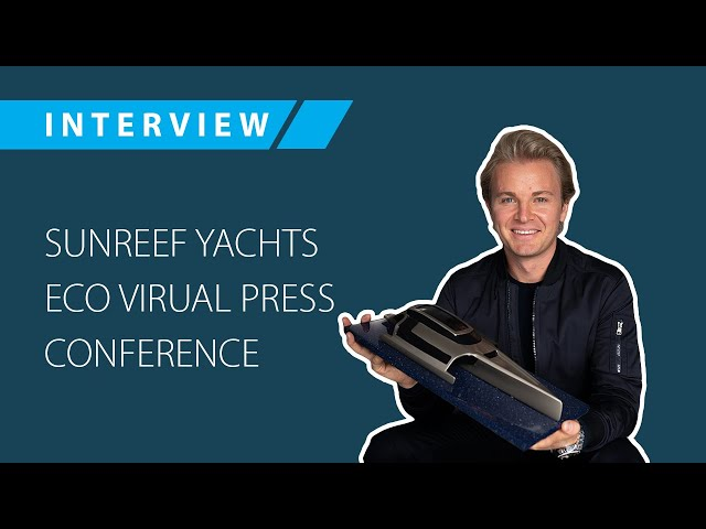 Sunreef Yachts' Virtual Press Conference on Earth Day 2020