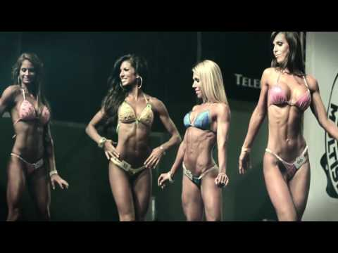 Hot Female Bodybuilding and Finess Motivation HD