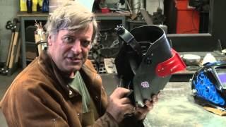 A Better Welding Helmet? - Kevin Caron