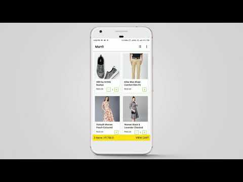 Android Integrating PayTM Payment Gateway - ECommerce App