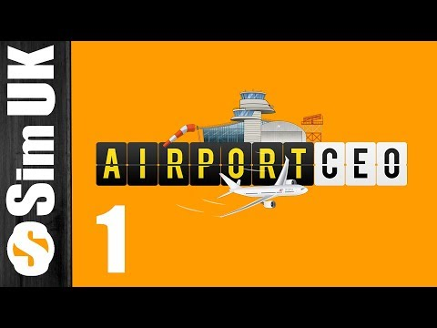 Airport CEO First Look Gameplay Review Episode 1