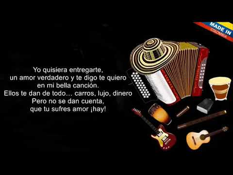 Milagros Julio Cesar Meza letra