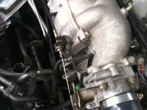 Mazda MX5 Miata NB NA MAF Problem ( Mass airflow sensor