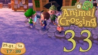 Let's Play Animal Crossing: New Leaf Part 33 Online Aktion !